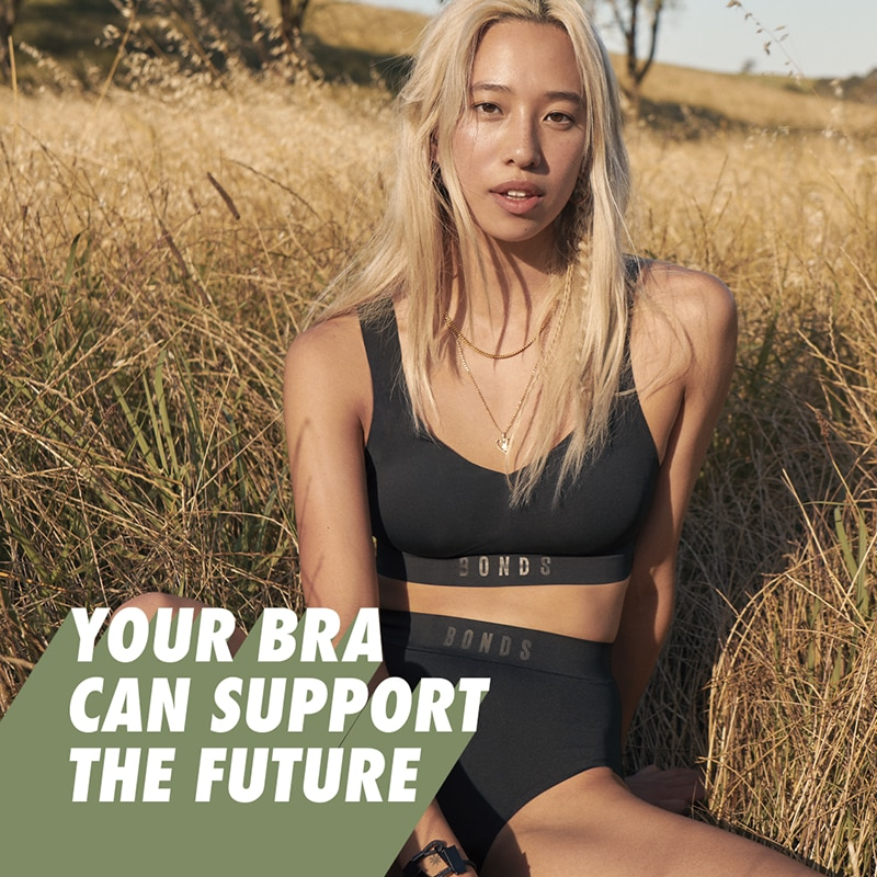 Your bra can support our future