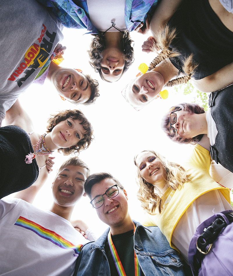 How to Support LGBTQIA+ Youth this Pride Month