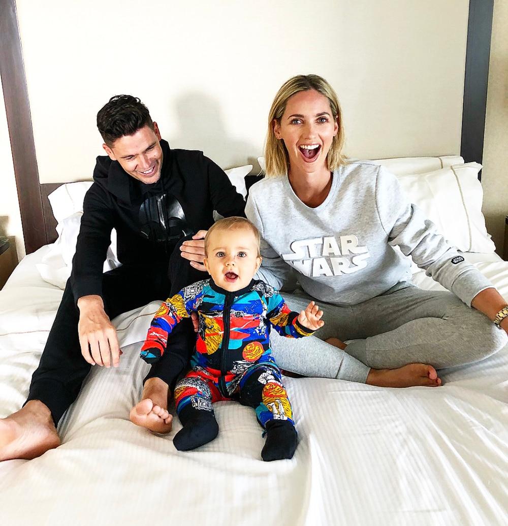 Meet Nikki Phillips' Star Wars mini fan family