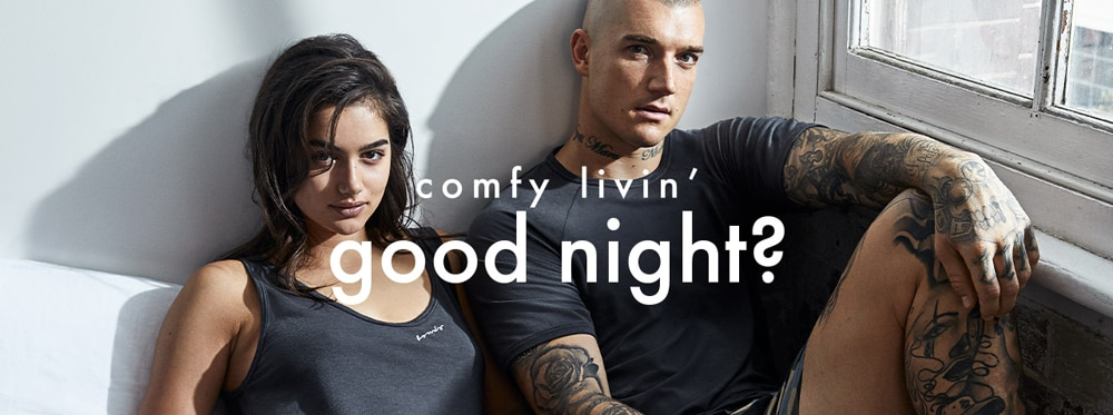 Get a good night in Comfy Livin'