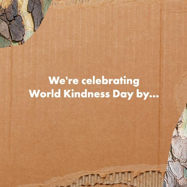 BKIND on World Kindness Day