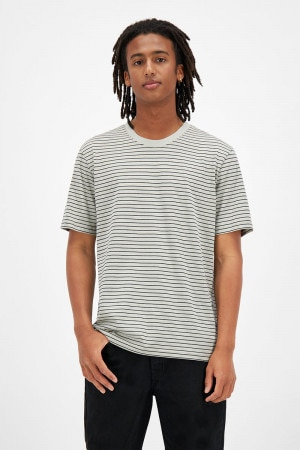 Bonds Originals Midweight Crew Tee Stripe