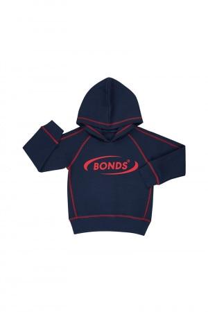 Bonds Kids Cool Sweats Hoodie Almost Midnight