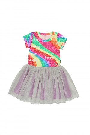 Pride Kids Tutu Dress