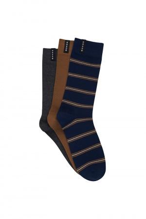 Bonds Mens Everyday Crew Socks 3 Pack Pack 13