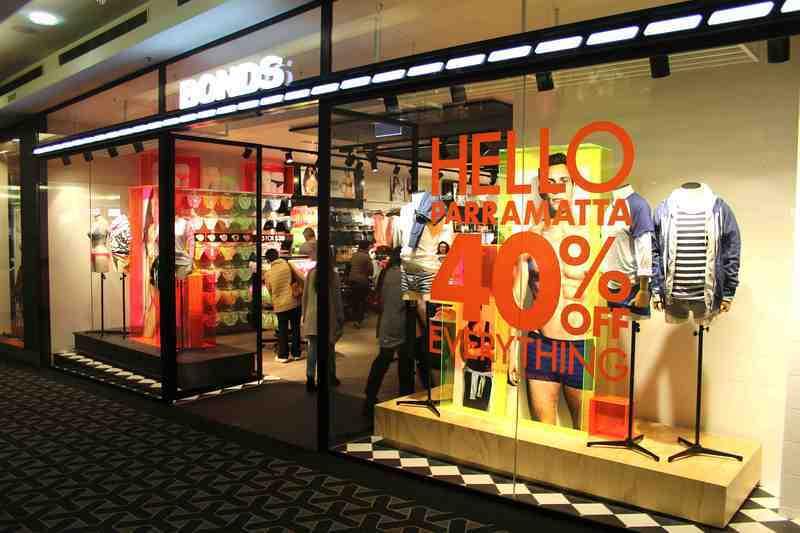 Bonds Store Parramatta