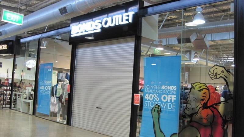 Bonds Outlet Brisbane