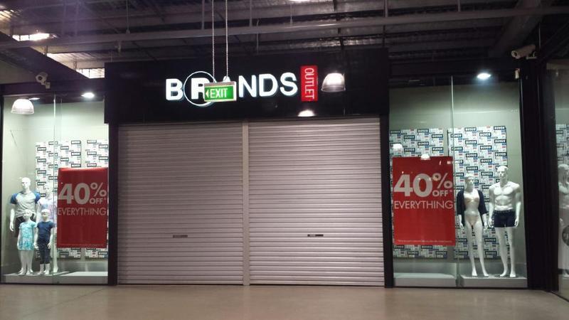 Bonds Outlet Jindalee