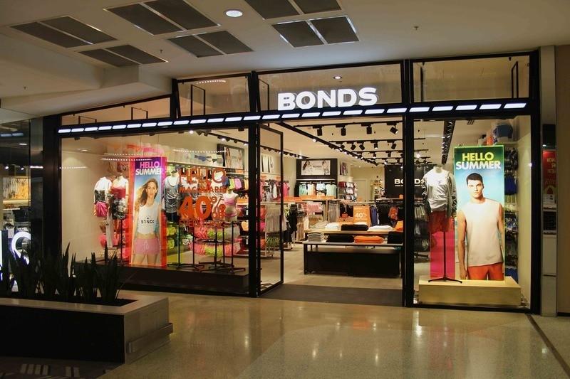 Bonds Store Macquarie Centre